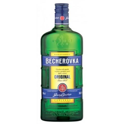 Becherovka 0,5 l 38%