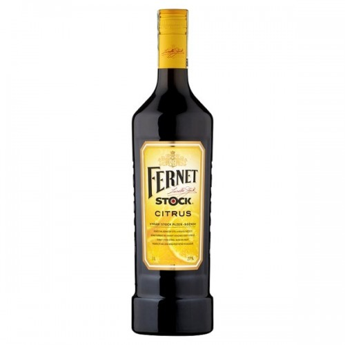 Stock Fernet Citrus 0,5l 27 %