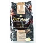 Belcolade Blanc Dominica 31%- pravá belgická jednodruhová čokoláda 1 kg