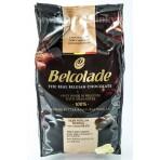 Belcolade Noir Peru 64% - pravá belgická jednodruhová čokoláda 1 kg