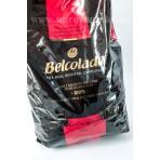 Belcolade Selection Noir 5 kg -  hořká pravá belgická čokoláda