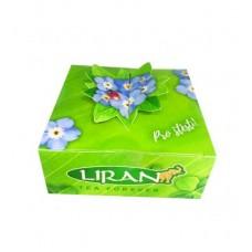 Dárková krabička čajů pro štěstí v pyramidkách 4x2g
