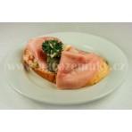 Šunkový chlebíček - vlašský s. - 90 g