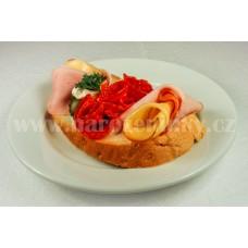 Petřínský chlebíček na krému
