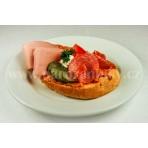 Lesácký chlebíček na Bulharce - pom. - 85 g
