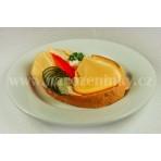Sýrový chlebíček Hollandia na másle