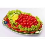 Zeleninová mísa pro 10 osob - 2,93 kg