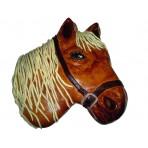 Dort - Hlava koně v marcipánu