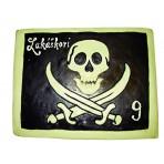 Dort - Obdélník s pirátem