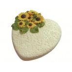 Dort z lásky - Srdce se slunečnicemi