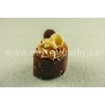Minizákusek - roláda čokoládová