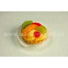Minizákusek - Ovocný košíček