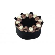 Čokoládový dortík - diabetický dort