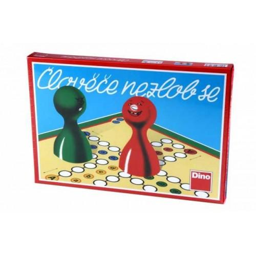 Dětské hry - Člověče nezlob se