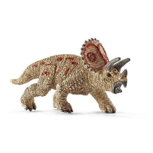 Schleich dinosaurus Triceratops. mini