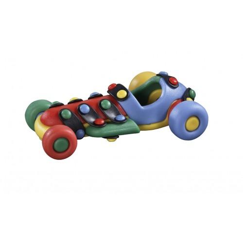 Mic-o-mic - Stavebnice - Závodní auto