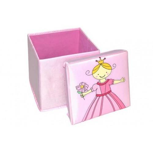 Box na hračky 25cm víla
