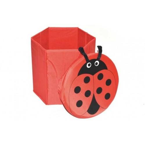 Box na hračky 30cm beruška