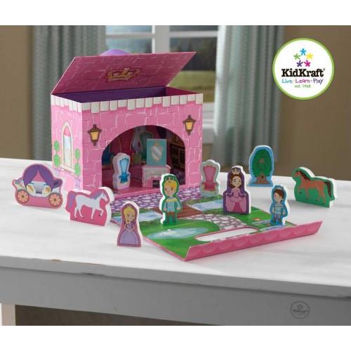 Dřevěné hračky - KidKraft Hrací set Vílí princezny