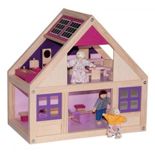Woody - Domeček s příslušenstvím - Trendy