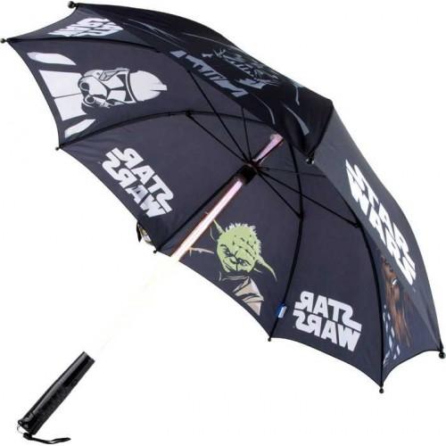 Deštník světelný meč Star Wars