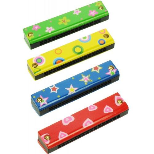 Dětské hudební nástroje - Harmonika