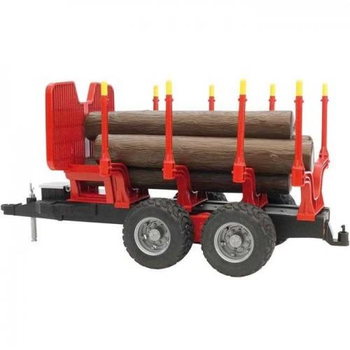 Bruder - Přepravník na dřevo