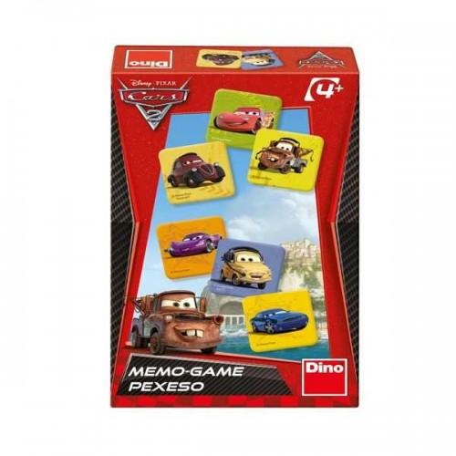 Dětské hry - Pexeso CARS 2