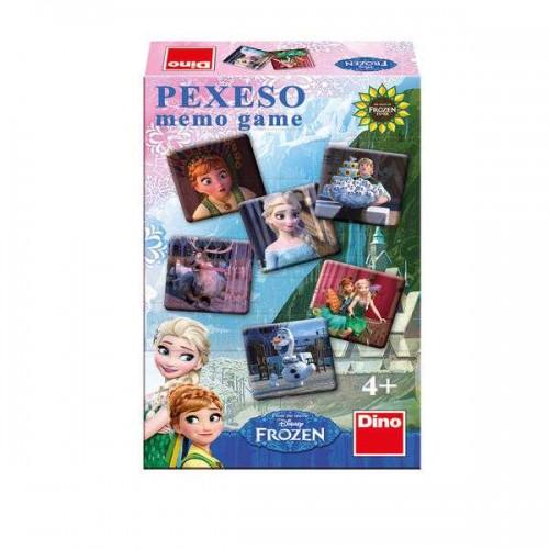 Dětské hry - Pexeso FROZEN