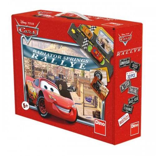 Dětské hry - CARS radiator spring ralley