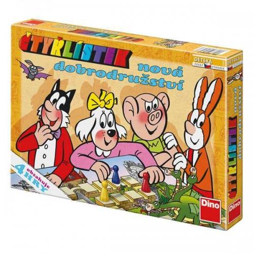 Dětské hry - Čtyřlístek nová dobrodružství