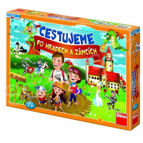 Rodinné hry - Cestujeme po hradech a zámcích