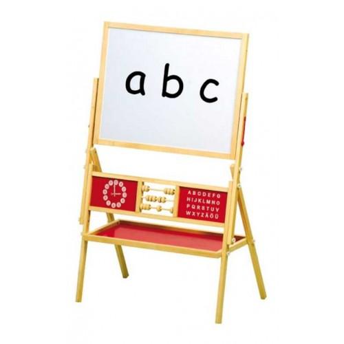 Dřevěné hračky - Dětská multifunkční tabule