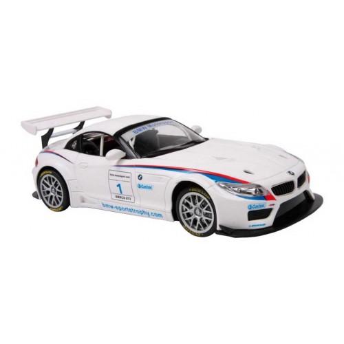 Auto na dálkové ovládání - BMW Z4 GT3 Skala 1:24