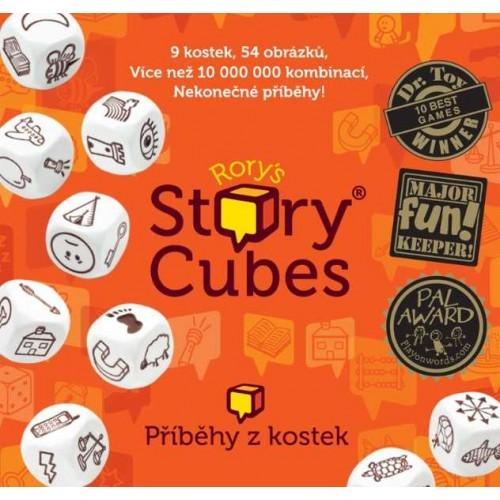 Rodinné hry - Příběhy z kostek