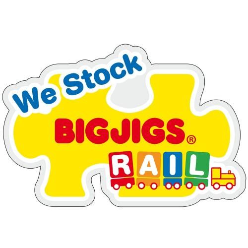 Nálepka - Bigjigs Rail SKLADEM