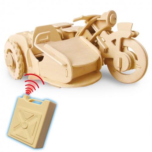 RoboTime - Stavebnice RC motorky na dálkové ovládání - V300