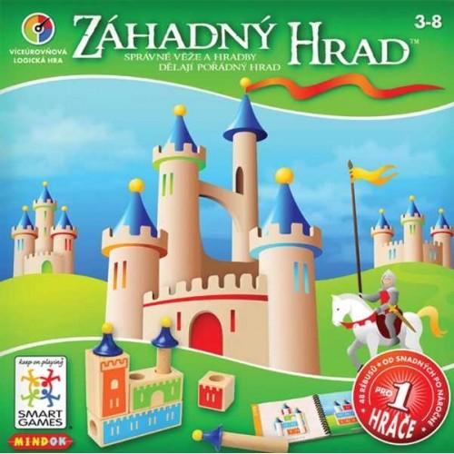 Dětské hlavolamové smart hry - Záhadný hrad