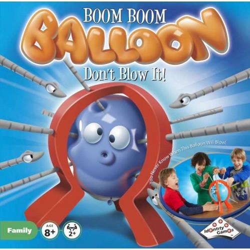 Rodinné hry - Boom Boom Balloon