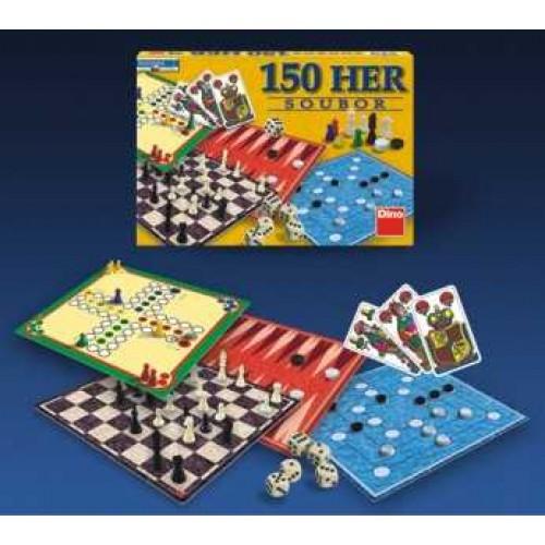 Dětské hry - Soubor 150 her
