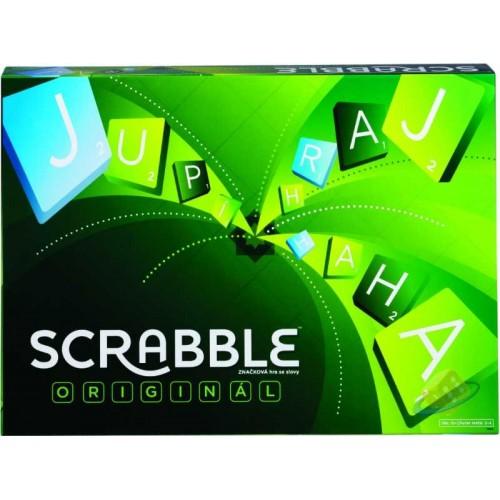 Deskové rodinné hry - Scrabble