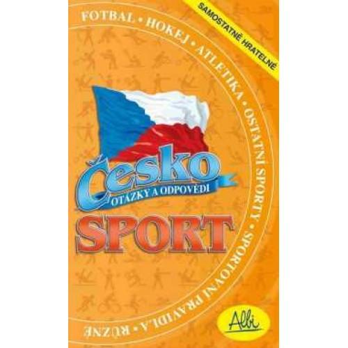 Rodinné deskové hry - Česko sport - rozšíření