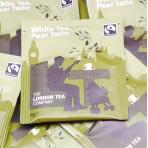 Fair trade bílý čaj s hruškou White tea & Pear Tatin 2g - 1 ks