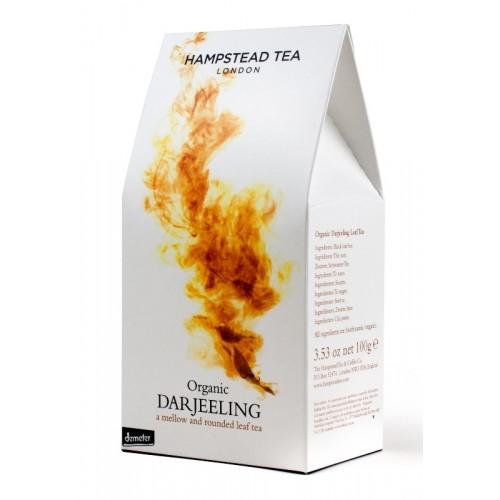 BIO Darjeeling sypaný čaj 100g