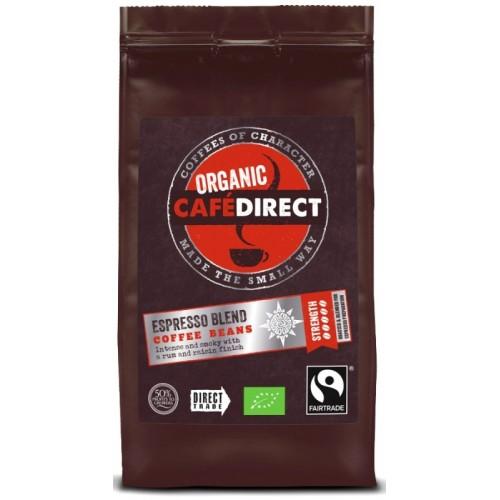 BIO Espresso zrnková káva 227g