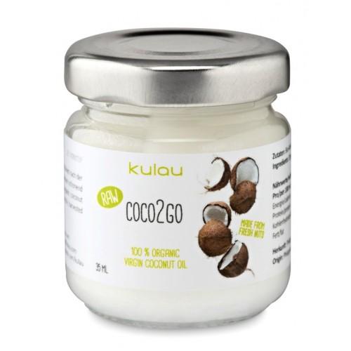 BIO panenský kokosový olej RAW 35ml