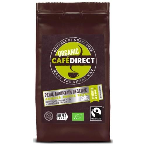 BIO Peru zrnková káva 227g