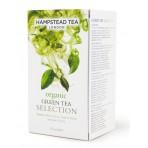 BIO selekce zelených čajů 20ks
