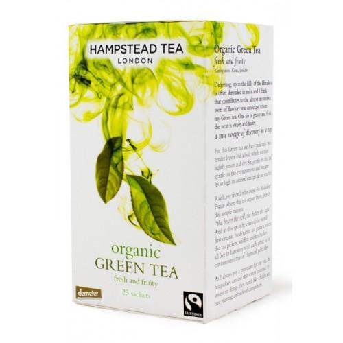 BIO zelený čaj 25ks