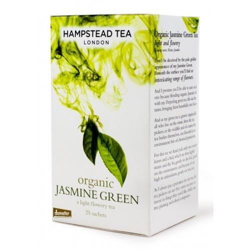 BIO zelený čaj s jasmínem 25ks